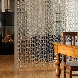 Meteore Sirio | Decorative glass | Poesia