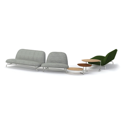 Archipelago | Modular seating elements | Tecno