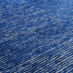Jaybee solid brilliant blue | Rugs | Miinu