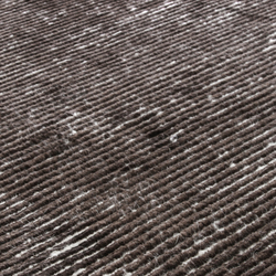 Jaybee solid dark earth | Rugs | Miinu