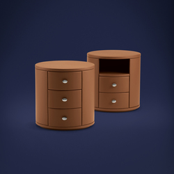 Condotti Chevet | Night stands | Flou