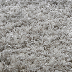 Plush Flat silver | Rugs / Designer rugs | Miinu