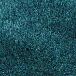 Roots 34 greenish blue | Rugs | Miinu