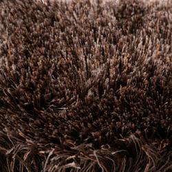 Tribes squared 34 cocoa brown | Formatteppiche / Designerteppiche | Miinu