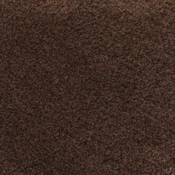 Tribes squared 25 cocoa brown | Rugs | Miinu