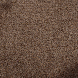 Tribes squared 16 cocoa brown   Rugs   Miinu
