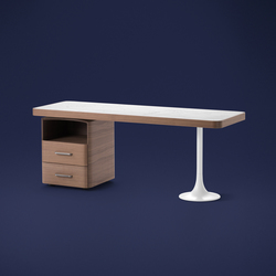 Ermes Desk | Desks | Flou