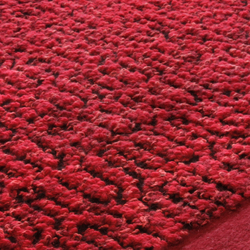 Zigzag true red | Rugs / Designer rugs | Miinu