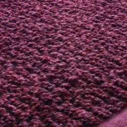 Zigzag violett rose | Rugs / Designer rugs | Miinu