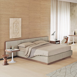 Ermes Bed | Double beds | Flou