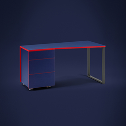 Juta Desk | Desks | Flou