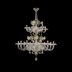 Meknes | Ceiling suspended chandeliers | Barovier&Toso