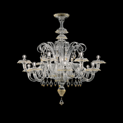 Rabat | Ceiling suspended chandeliers | Barovier&Toso