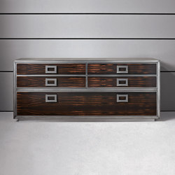 Montenapoleone Drawer chest | Sideboards | Flou