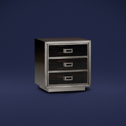 Montenapoleone Bedside table | Night stands | Flou