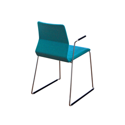 Viper armchair | Multipurpose chairs | Materia