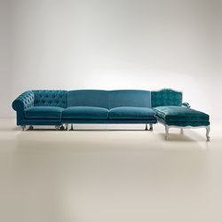 Collage | Loungesofas | F.LLi BOFFI