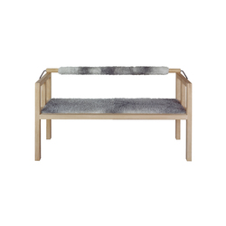 Gute bench | Upholstered benches | Olby Design
