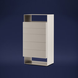 Sanya Chest of drawers | Sideboards | Flou
