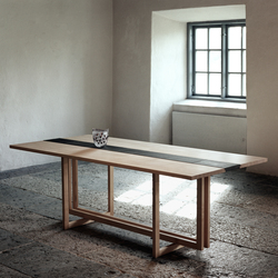 Kosmos dining table | Esstische | Olby Design