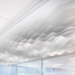 Drop Stripe | Suspended ceilings | PROCÉDÉS CHÉNEL