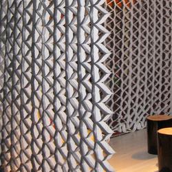 Honeycomb Modules   Sound absorbing suspended panels   PROCÉDÉS CHÉNEL