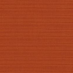Dupione Tangerine | Außenbezugsstoffe | Sunbrella