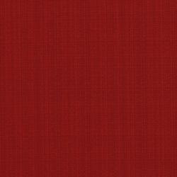 Linen Deep Red | Tissus d'ameublement d'extérieur | Sunbrella