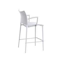 Sand Air barstool with armrest | Taburetes de bar | Desalto