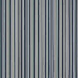 Solids & Stripes Porto Azur | Outdoor upholstery fabrics | Sunbrella