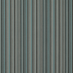 Solids & Stripes Porto Blue Chiné | Outdoor upholstery fabrics | Sunbrella