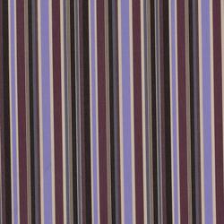 Solids & Stripes Brannon Aubergine | Outdoor upholstery fabrics | Sunbrella