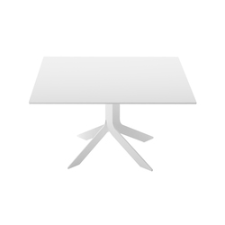 Iblea table square | Esstische | Desalto