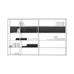 Helsinki System | Bibliothèques | Desalto