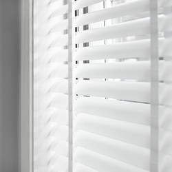 Venetian Blinds transparent | Cord operated systems | Ann Idstein