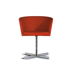 Moon Bold 664 CRU | Visitors chairs / Side chairs | Capdell