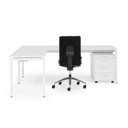 Trento | Individual desks | Febrü