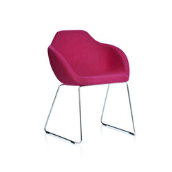 Arena | Visitors chairs / Side chairs | Johanson