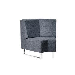 U-sit 76 | Elementos asientos modulares | Johanson
