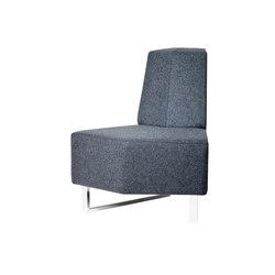 U-sit 75 | Elementos asientos modulares | Johanson
