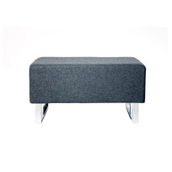 U-sit 80 | Modular seating elements | Johanson