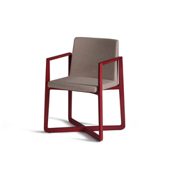 Zas 502 | Visitors chairs / Side chairs | Capdell