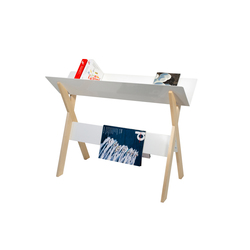 Lesefutter magazine holder | Magazine holders / racks | Covo
