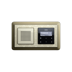 ClassiX Art | Radio systems | Gira