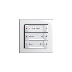 E2 | Radio wall transmitter | Lighting controls | Gira