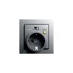 E2 | Steckdose mit Fehlerstromschutz | Schuko-Stecker | Gira