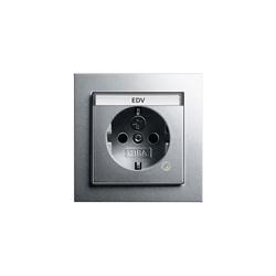 E2 | Steckdose mit Kontrolllicht | Prese Schuko | Gira