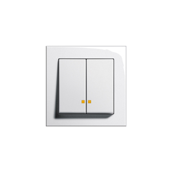 E2 | Series controller LED | Push-button switches | Gira