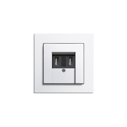 E2 | Telephone socket outlet TAE | Data communication | Gira