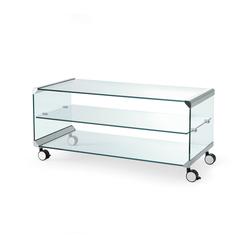 George 1 | Hifi/TV Trolleys | Gallotti&Radice
